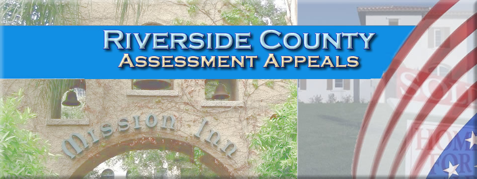 Riverside County Property Tax Special Assessment